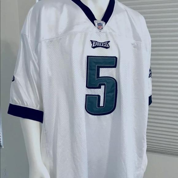 96fe3e3dd6d Reebok Shirts | Philadelphia Eagles Nfl Jersey Mcnabb Size 58 | Poshmark